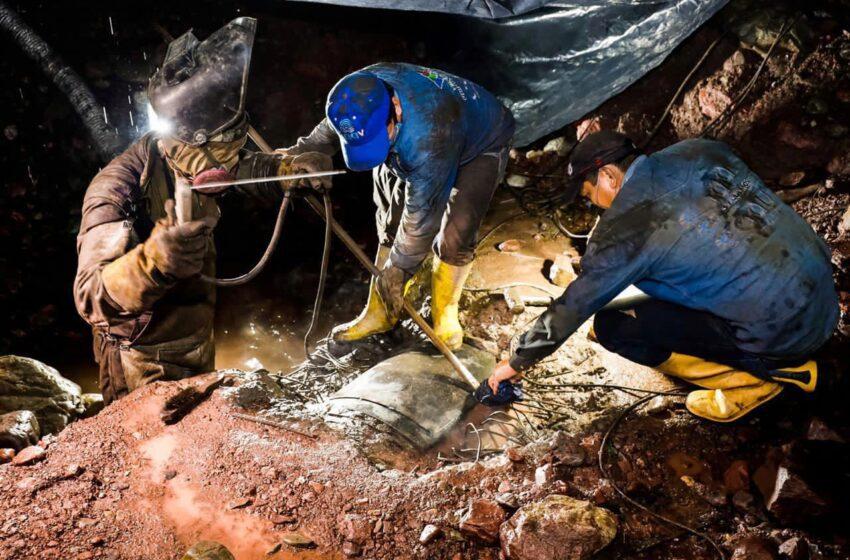 Algunos barrios sin agua por fallas en la línea de aducción reportó el Acueducto