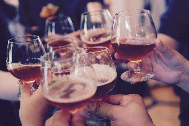 El alcohol, el peor enemigo del peso saludable