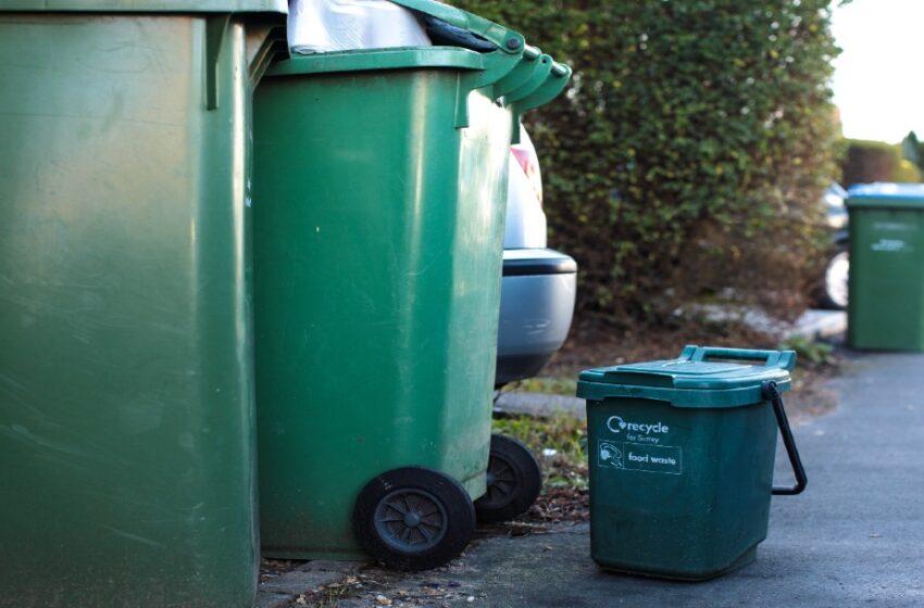 Mujer esconde cadáver en cubo de basura para seguir cobrando Seguridad Social