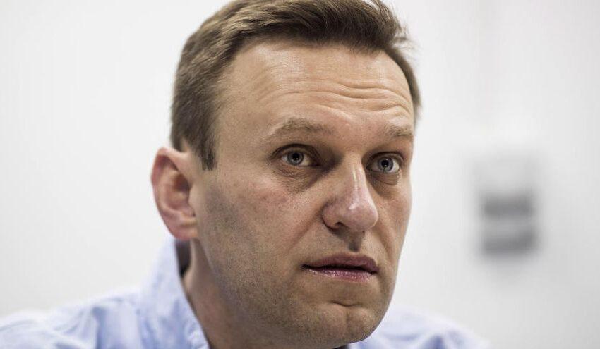 Alexéi Navalni anuncia que regresará a Rusia el próximo domingo