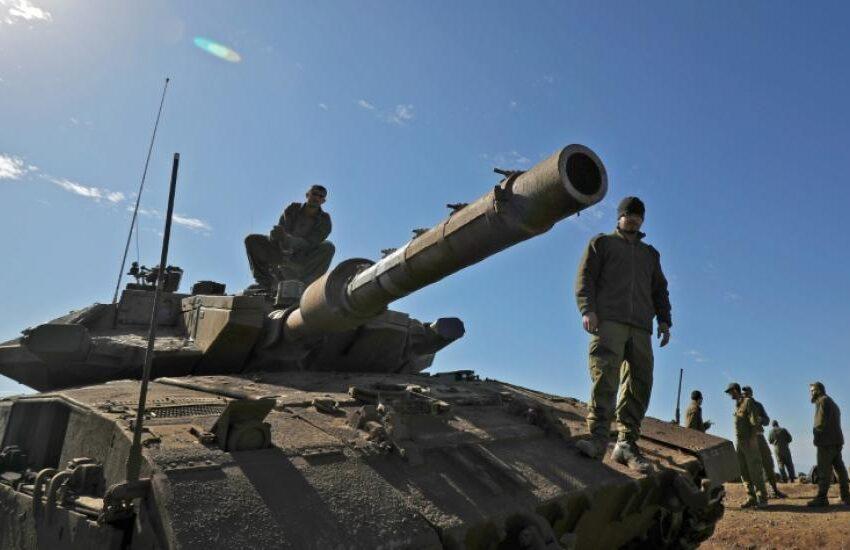 Al menos 23 soldados y milicianos muertos en ataque israelí a Siria, dice ONG