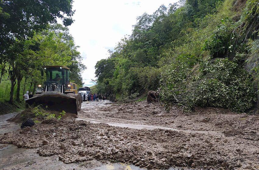 Por deslizamientos de tierra hay alerta en municipios bordeados por la cordillera en el Meta