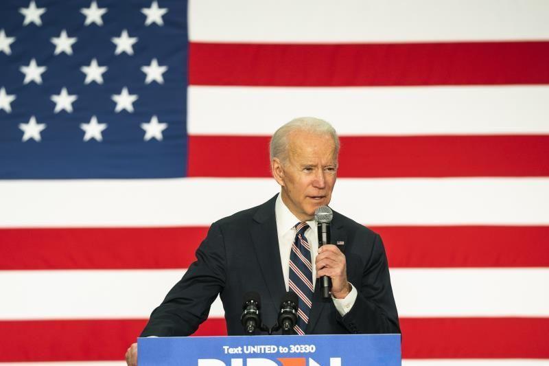 El Estado Mayor de EEUU reconoce a Biden como el futuro comandante en jefe