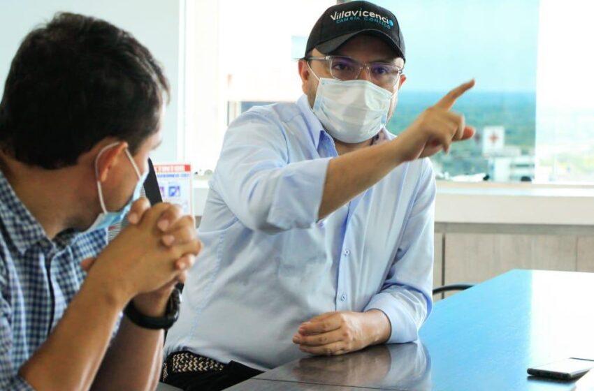 Vehemente llamado para cuidarse del coronavirus, hace a la comunidad el alcalde de Villavicencio