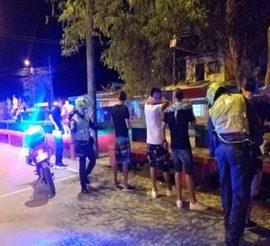 Policía irrumpió en Colinas, San José y Libertadores