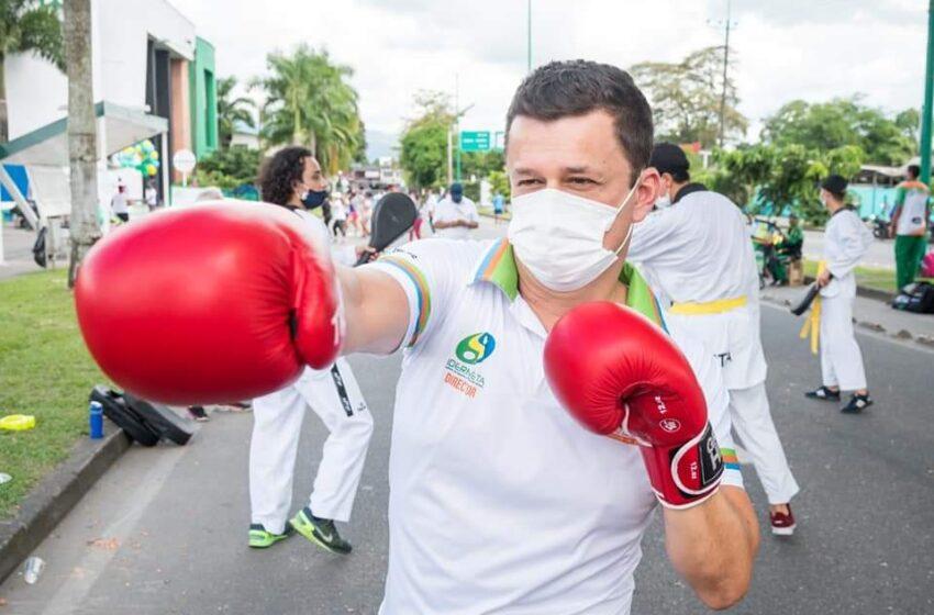 Mediante Tutela regresa al cargo Director de Idermeta Fabián Torres suspendido por la Contraloría