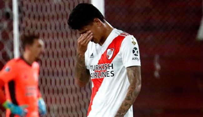 River, humillado en Libertadores: regalito de Armani y roja monumental a Carrascal