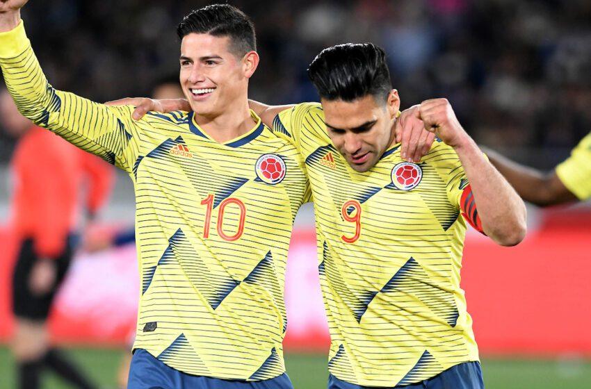 Estos son los jugadores colombianos que más plata ganan; Falcao y James no lideran