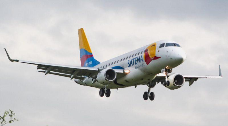 Satena anunció sus itinerarios a la capital de Vichada