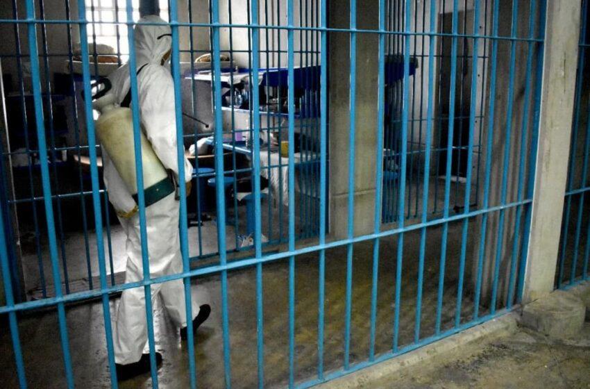 Suspenden visitas a la cárcel y los permisos de 72 horas