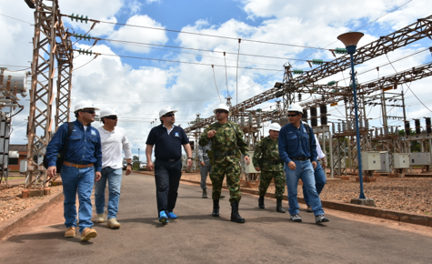 Se movilizan los gremios para evitar privatización de la Electrificadora