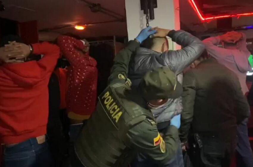 No más sexo, licor y drogas en rumbas clandestinas en la capital del Meta