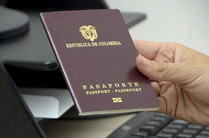 Mediante cita previa se atiende para expedición de pasaportes