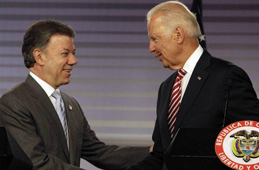 Santos dice que «con Biden se abre una oportunidad de transición en Venezuela»