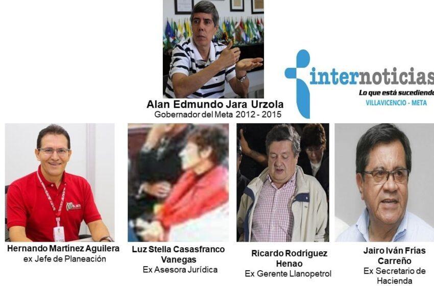 Confirman archivo procesal en favor de Alan Jara y cuatro ex funcionarios por caso LLanopetrol