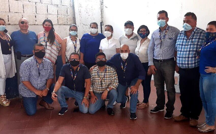 Se empezó a mover la política y los conservadores en Acacias designaron a Yaneth Gutiérrez como Presidenta