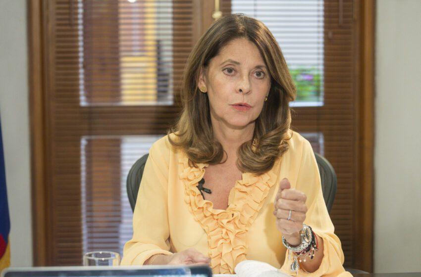 Martha Lucía Ramírez instalará cumbre de Gobernadores este jueves en Puerto Gaitán