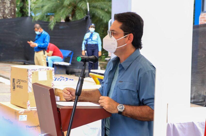 """""""De nada  sirve  medidas contra el coronavirus en Villavicencio si en algunos municipios del Meta no las toman"""": Zuluaga"""