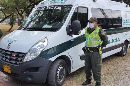 Pocos pero contundentes y efectivos en la Policía Metropolitana
