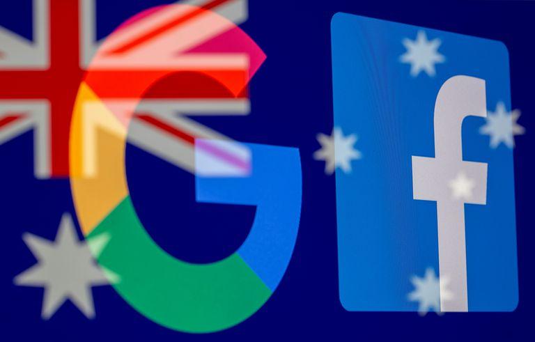 Australia aprueba ley pionera para que Google y Facebook paguen por noticias