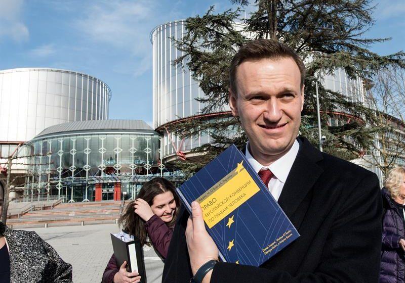 La UE estrena la Ley Magnitsky contra Rusia por la condena a Navalni