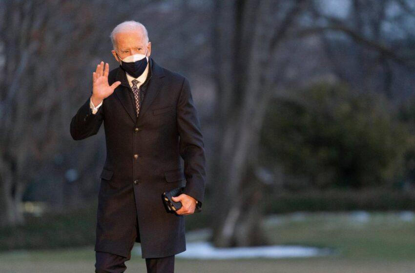 Biden dispuesto a viajar a Texas, tras el desastre causado por el temporal