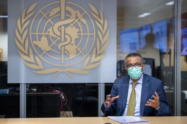 La OMS denuncia que algunos países ricos socavan el reparto global de vacunas