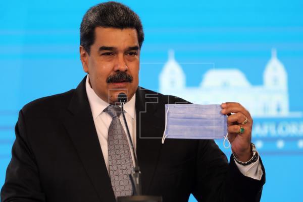 Venezuela abre la puerta a la vacunación «privada» contra la covid-19