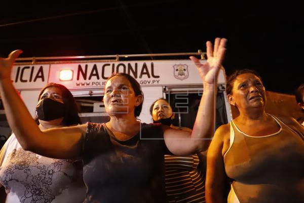 Confirman seis muertos en motín en la principal cárcel de Paraguay