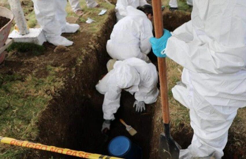 Encuentran una fosa común con 26 restos en Bogotá