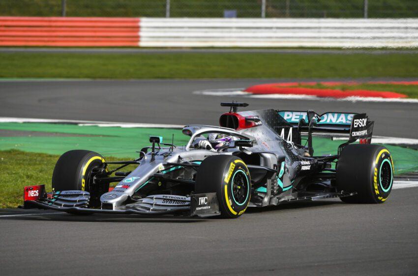 Mercedes Benz F1 presentó su bólido 2021 con el que quiere destrozar récord a Schumacher