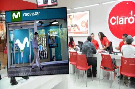 Claro y Movistar se burlan de sus usuarios