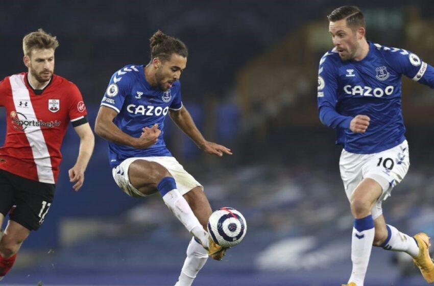 ¡Everton se metió a zona de Champions! Sin James, ganó con lo justo y se ilusiona