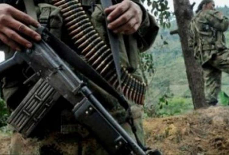 ONG dice que grupos armados crecen en Venezuela mientras combaten en frontera