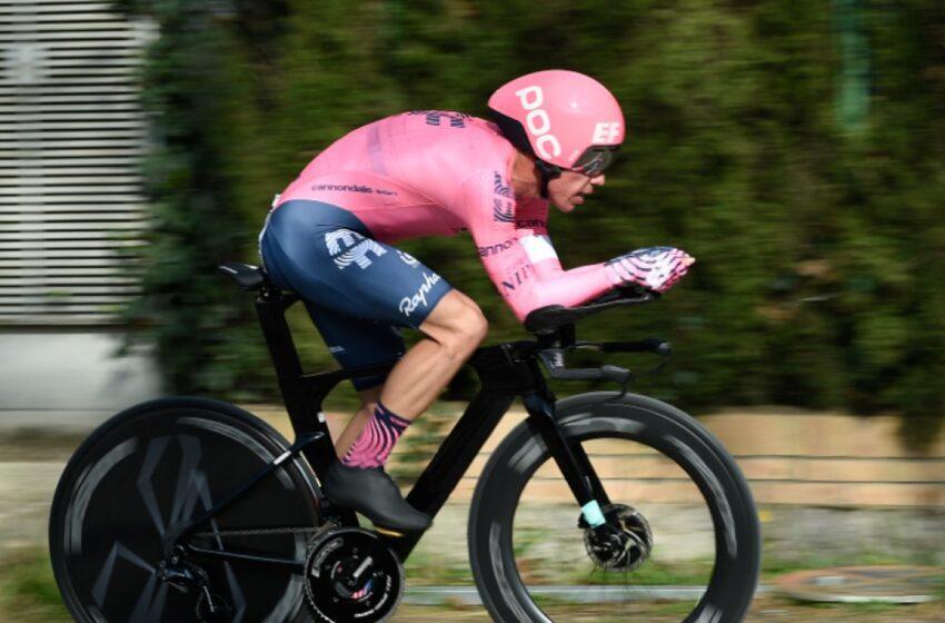 'Rigo', mejor colombiano en Vuelta a Cataluña; clasificación luego de la etapa 2