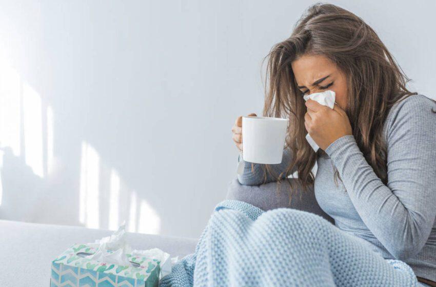 «El virus del resfriado podría ofrecer protección temporal contra la covid»