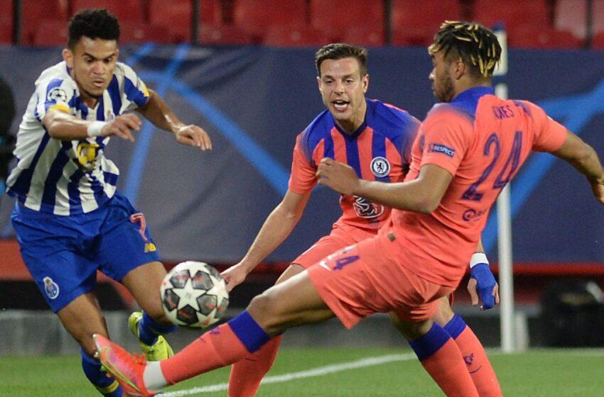 Porto, con un pie afuera; Champions, a punto de quedarse sin colombianos