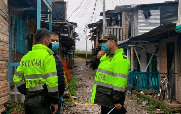 Un ataque de sicarios deja cuatro muertos y tres heridos en Circasia