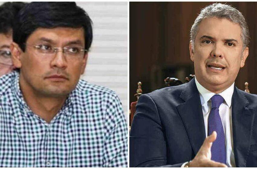 """""""El Presidente Duque ya no es suicida sino homicida"""", dijo Camilo Romero"""