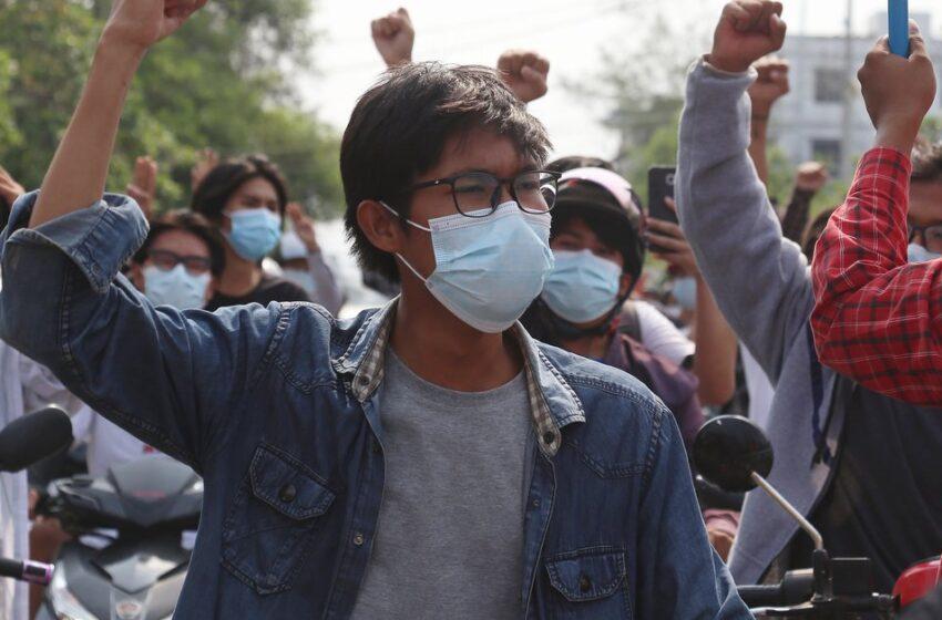 Ejército birmano disuelve a tiros una protesta de personal médico