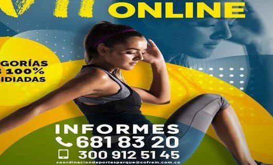 En Cofrem abiertas inscripciones para cursos deportivos en línea