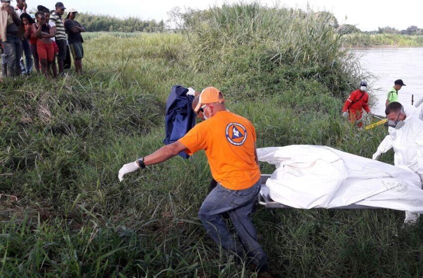 Investigan muerte de un hombre hallado flotando en agua del Ocoa