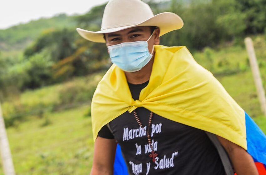 Joven llanero desde Pore a pié, llegará a Bogotá, para pedirle a Duque cuidar el agua y el medio ambiente