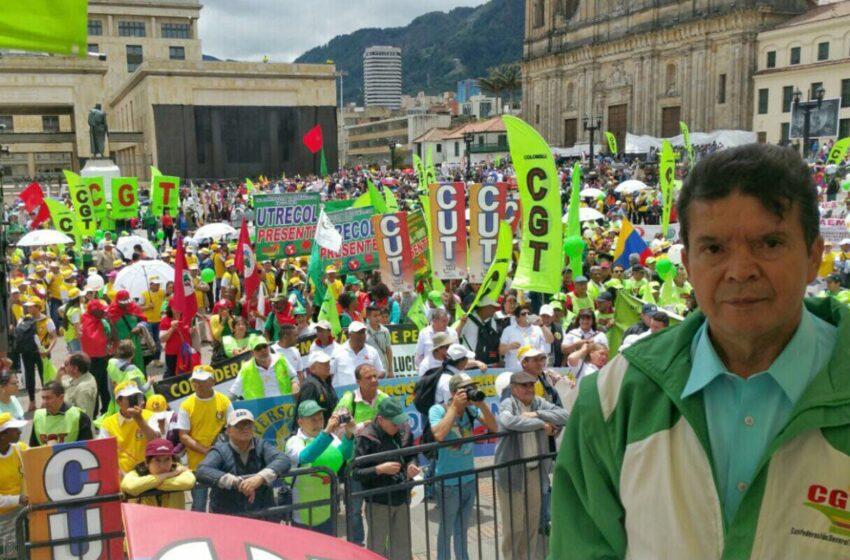 La protesta es contra la injusticia reinante en  Colombia, señalan organizadores del movimiento