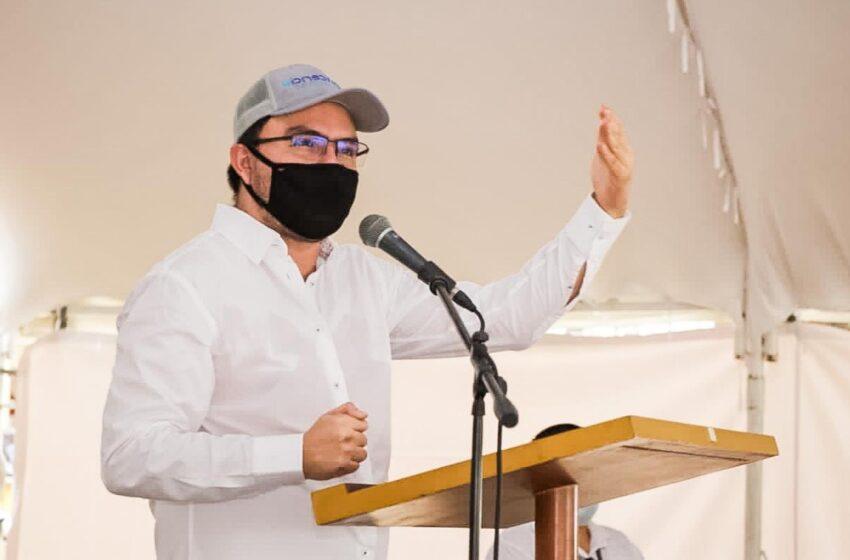 Amparamos y defendemos los derechos de la mujeres, señala el alcalde Felipe Harmán
