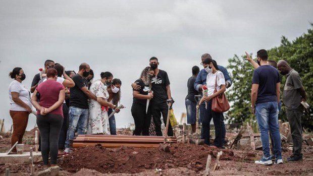 Brasil vive una «catástrofe humanitaria» por la pandemia, alerta MSF