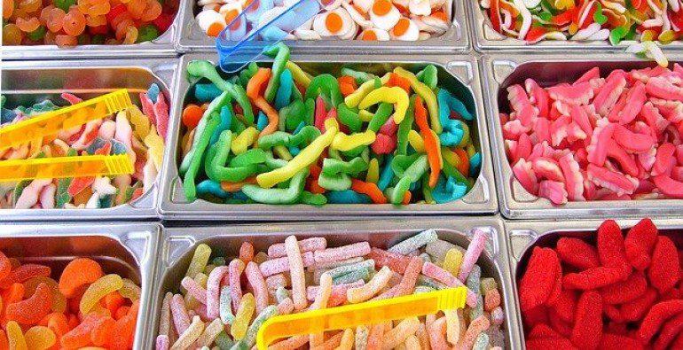 ¿Qué tan malos son los dulces para los niños?