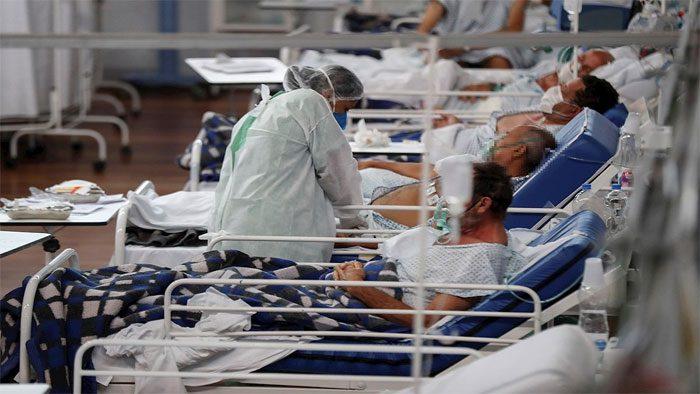 Brasil supera 390.000 muertes y abril ya es el mes más letal de la pandemia
