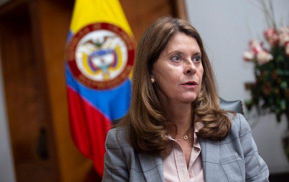 Marta Lucía Ramírez pide a la Fiscalía activar la investigación y proteger a Linda Lorena Velásquez