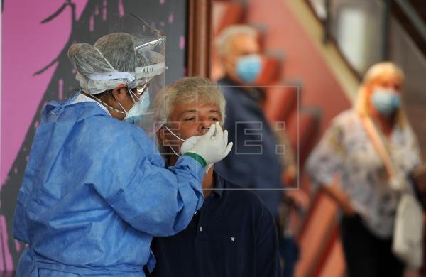 OMS: la situación es «grave» pese a los signos de freno en los contagios